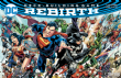 DC Comics Deck-Building Game: Rebirth